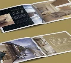 hotel brochure design templates gallery of luxury brochure design