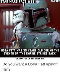 Boba Fett Meme - 25 best memes about boba fett boba fett memes