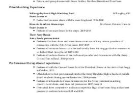 Army Resume Example by United States Army All Wheeled Vehicle Mechanic Resume Example