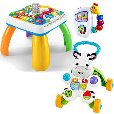 fisher price around the town learning table amazon com fisher price laugh learn around the town learning