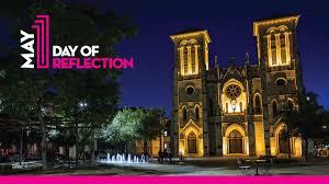 san fernando cathedral light show martha tijerina mathatijerina twitter