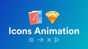 icons animations using flinto youtube
