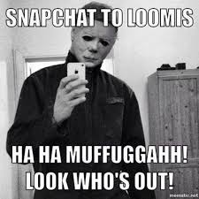 Michael Myers Memes - 442 best halloween s michael myers images on pinterest horror