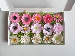 flower seed paper gardening gift set plantable seed paper flowers eco