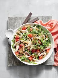 Pasta Salas Chicken And Arugula Pasta Salad Recipe Myrecipes
