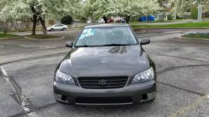 used lexus for sale boise 2003 lexus is 300 sport youtube