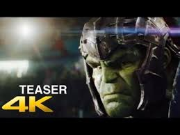 thor ragnarok 2017 hulk with armor teaser trailer marvel