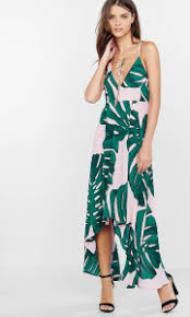 Kelly Green Maxi Dress I Got It In Paris Great Fashion Tips And Advice On The Latest