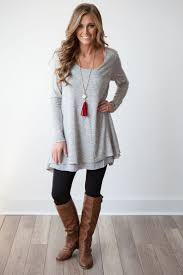 long sleeve dresses to wear with leggings dress and mode