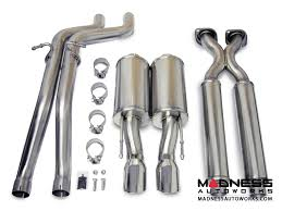 jeep grand performance parts jeep jeep grand srt8 exhaust system by corsa