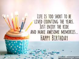 Quotes Birthday 30th Birthday Wishes Quotes And Messages Wishesmessages 935410