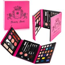 Makeup Set book all in one makeup set shany cosmetics