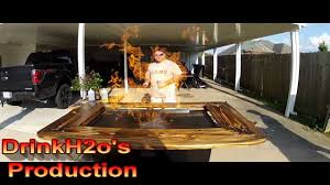 Backyard Hibachi Grill Hibachi Grill At Home Youtube