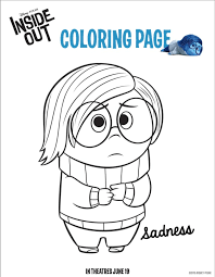 inside out cast coloring pages 29 ways to throw the ultimate inside out birthday party