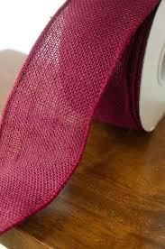 burlap in bulk maroon chevron burlap ribbon 15 burgundy beige stripe ribbon