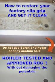 Bathtub Cleaner Vinegar 20 Best Kohler Best Bathtub Cleaner Images On Pinterest Bathtub