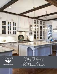 farmhouse com cedar hill ranch kitchen tour and confessions cedar hill farmhouse