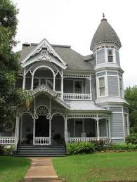 victorian house because i have an obsession with victorian