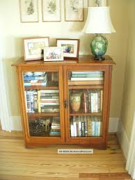 bookshelves furniture modern bookcases with glass doors deivos