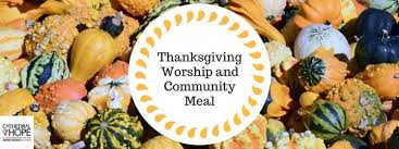 worship and community meal cathedral of dallas 23 november