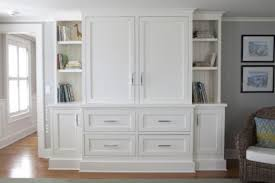 Entertainment Center Ideas Traditional Family Room Chicago - Family room cabinet ideas