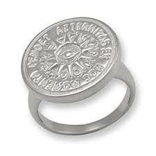 schumann design rubinrot by schumann design 19018359 57 bague enfant métal