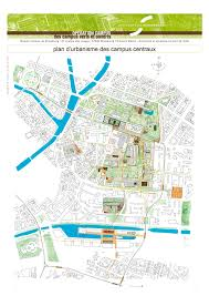 plan maison en u ouvert université de strasbourg des projets structurants pour les campus