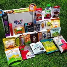 Snacks Delivered Gluten Free 30 Snacks Delivered Monthly U2013 Great Kids Snack Box