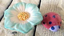 Ladybug Kitchen Decor Lady Bug Salt And Pepper Ebay