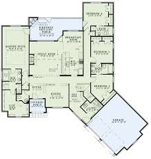 house plans master on european plan 2 527 square 4 bedrooms 3 5 bathrooms 110