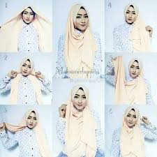 tutorial hijab turban ala april jasmine 420 best hijab images on pinterest hijab fashion hijab styles and