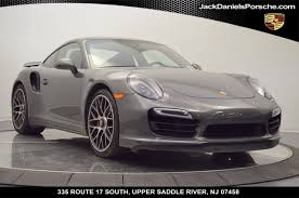 porsche 911 turbo awd certified pre owned 2016 porsche 911 for sale in saddle