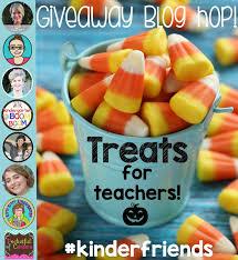 Halloween Treats For Teachers by Class Of Kinders