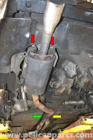 porsche 944 exhaust system porsche 944 turbo fabspeed maxflow exhaust installation 1986 1991