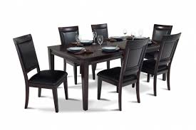 cheap 7 piece dining table sets awesome matrix 7 piece dining set room sets bob s discount at find