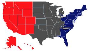Sturgis Michigan Map by Preferred Dealer Network Morgan Olson