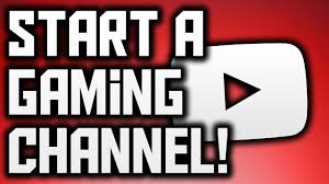 how to start a gaming channel cheap equipment the youtube