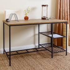 Industrial Writing Desk by Industrial Writing Desks You U0027ll Love Wayfair