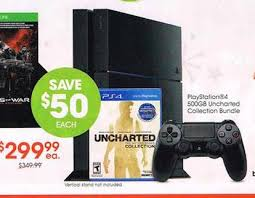 ps4 console amazon black friday 2017 ebay to offer the new ps4 slim bundle with uncharted 4 game on