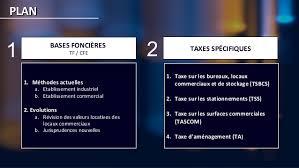 taxe bureaux immobilier et foncier les nouveaux enjeux fiscaux