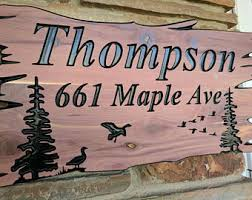 Personalized Wood Signs Home Decor Custom Wood Sign Personalized Sign Carved Wood Sign Wood