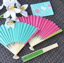 held fans for wedding colored paper fans many colors wedding favors unlimited