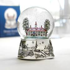 mount vernon musical snow globe the shops at mount vernon