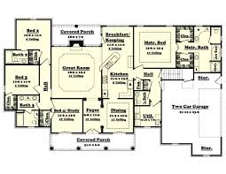 Finished Basement House Plans Awesome 3 Bedroom House Plans With Bonus Room Interior Designing