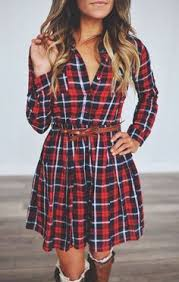 leather and plaid dresses plaid and leather