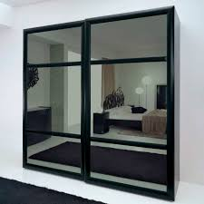 Mirror Sliding Closet Doors For Bedrooms Bedroom Great Home Furniture Design With Mirrored Sliding Door
