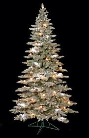 artificial flocked snow trees wholesale flocked trees