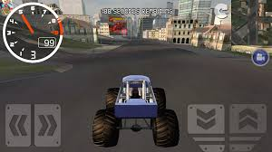 bigfoot monster trucks monster truck city driving sim android apps on google play