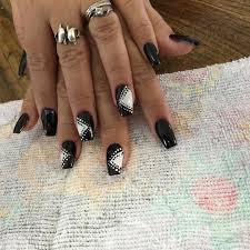 designer acrylic nails gallery nail art designs