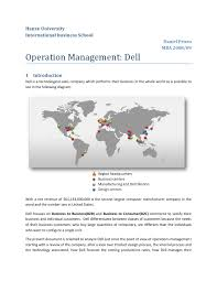 dell operation management 2008 by daniel prieto issuu